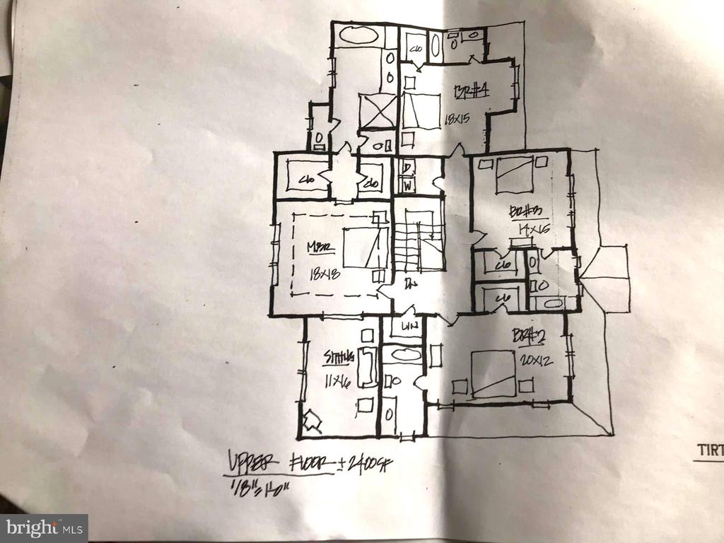 Upper Second Floor - 7504 GLENRIDDLE RD, BETHESDA