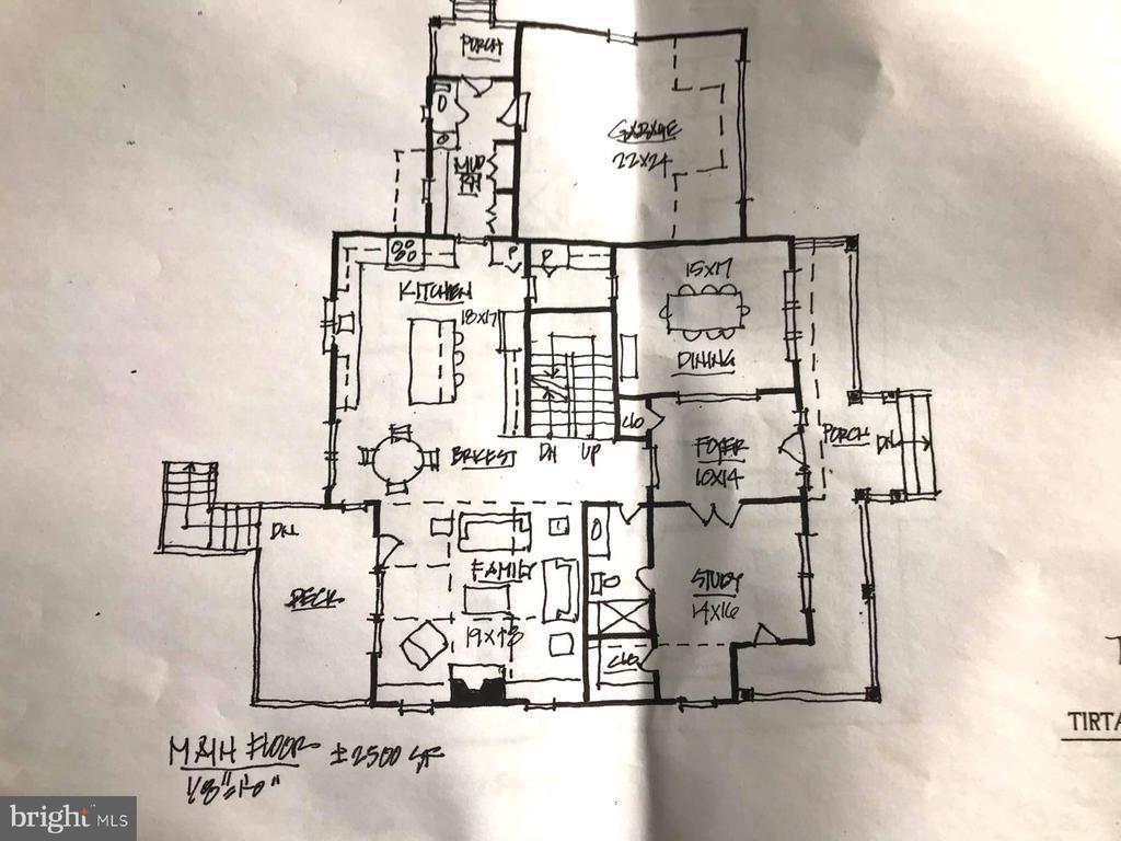 Main Floor - 7504 GLENRIDDLE RD, BETHESDA