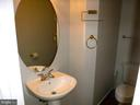 Half-bath, main floor - 12062 ETTA PL, BRISTOW