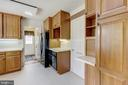 Kitchen. - 2401 N VERNON ST, ARLINGTON