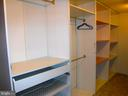 Organized storage units in Laundry Room - 12062 ETTA PL, BRISTOW