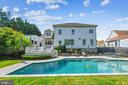 Saltwater pool - 3417 HIDDEN RIVER VIEW RD, ANNAPOLIS