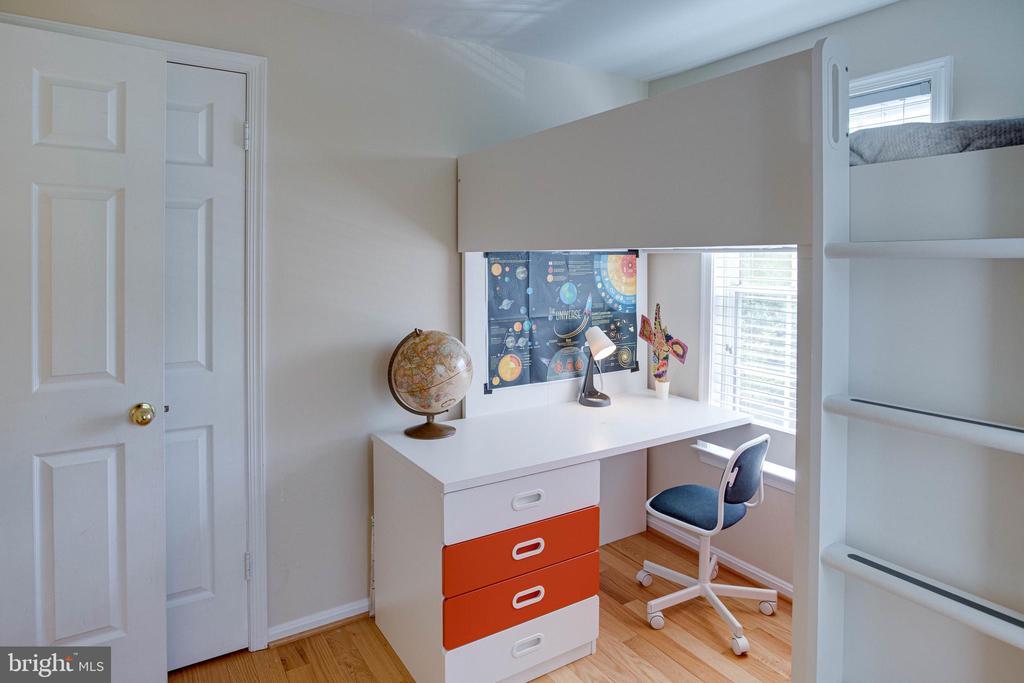 Bedroom #2 - 1542 DEER POINT WAY, RESTON