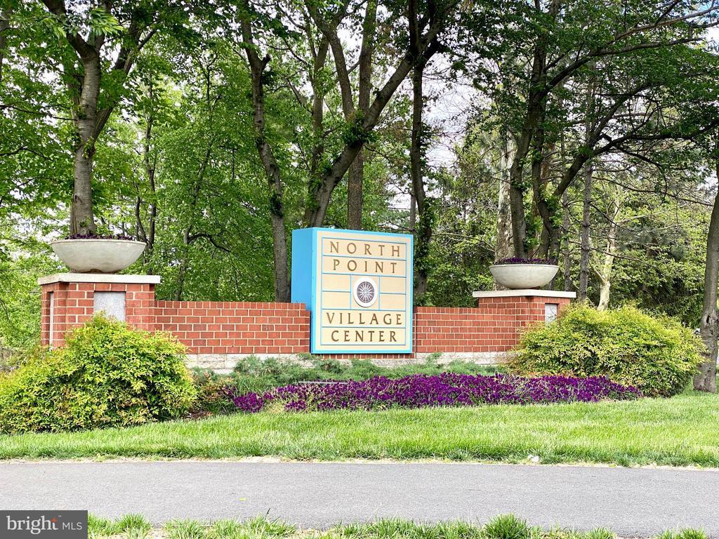 Nearby North Point Village Center - 1542 DEER POINT WAY, RESTON