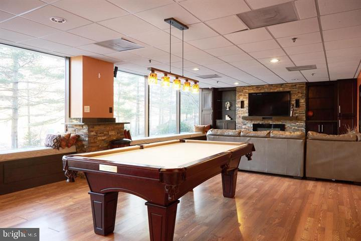 Newly Renovated Meeting Rooms & Game Rooms - 3800 POWELL LN #PH 30, FALLS CHURCH