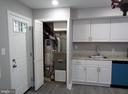 Kitchen - Mechanicals - 535 59TH ST NE, WASHINGTON