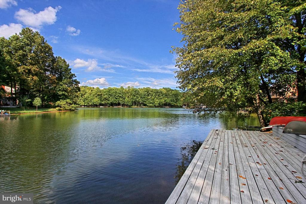 Nearby Lakes - 1542 DEER POINT WAY, RESTON