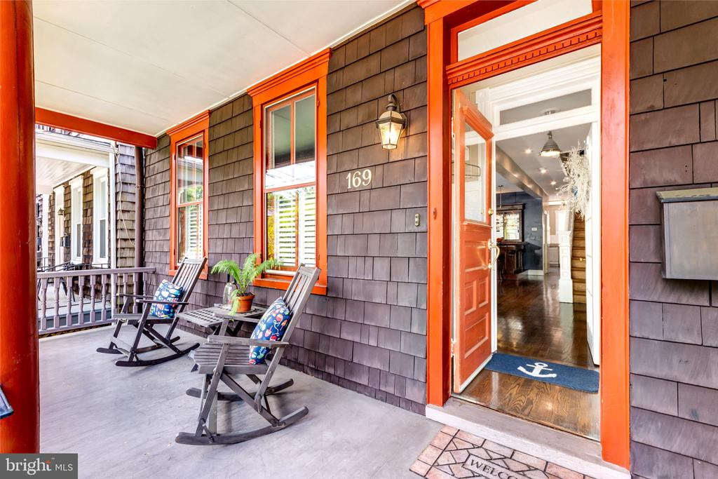Built in 1900 & completely renovated and restored - 169 KING GEORGE ST, ANNAPOLIS
