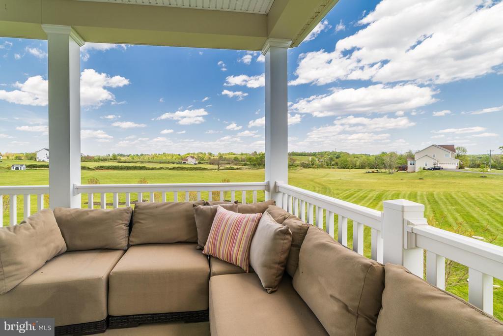 Owner's suite has private balcony - 14732 RAPTOR RIDGE WAY, LEESBURG