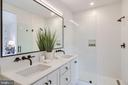 Master bath - 521 N WASHINGTON ST #201, ALEXANDRIA