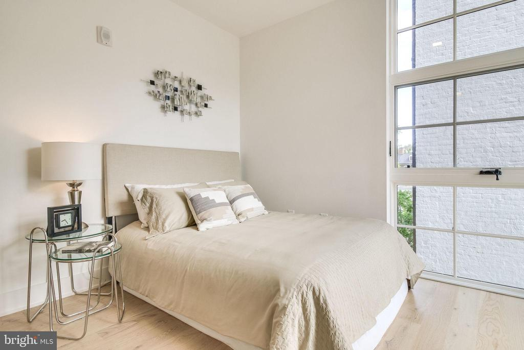 2nd bedroom - 521 N WASHINGTON ST #201, ALEXANDRIA