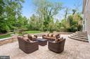 Expansive Patio - 7613 DWIGHT DR, BETHESDA