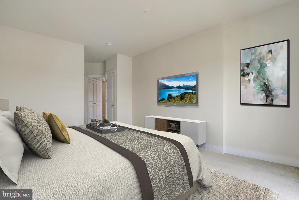 Bedroom 2 - 66 FRANKLIN ST #503, ANNAPOLIS