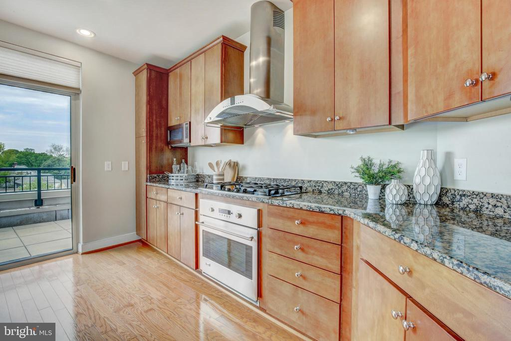 Kitchen - 66 FRANKLIN ST #503, ANNAPOLIS