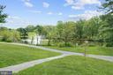 Community Views (2 of 3) - 10100 LITTLE POND PL #1, MONTGOMERY VILLAGE