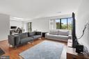 Living Room (1 of 3) - 10100 LITTLE POND PL #1, MONTGOMERY VILLAGE
