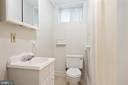 Lower Level Full Bath - 16194 SHEFFIELD DR, DUMFRIES