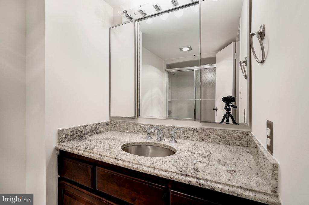 Third Bathroom - 1600 N OAK ST #1010, ARLINGTON
