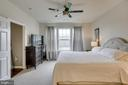 Master Suite Big Enough for a King Size Bed - 20505 LITTLE CREEK TER #203, ASHBURN