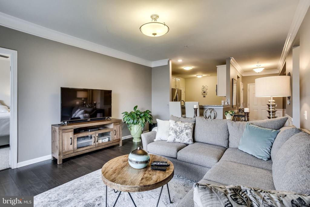Wonderful Open Floor Plan - 20505 LITTLE CREEK TER #203, ASHBURN