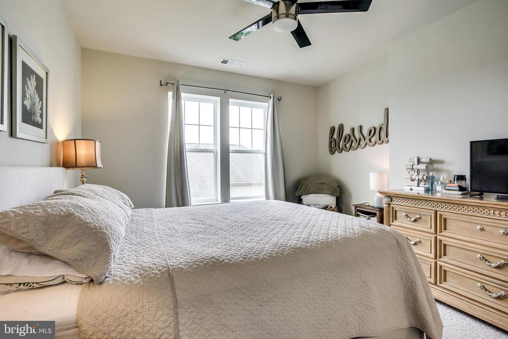 Second Bedroom Has Designer Closet - 20505 LITTLE CREEK TER #203, ASHBURN