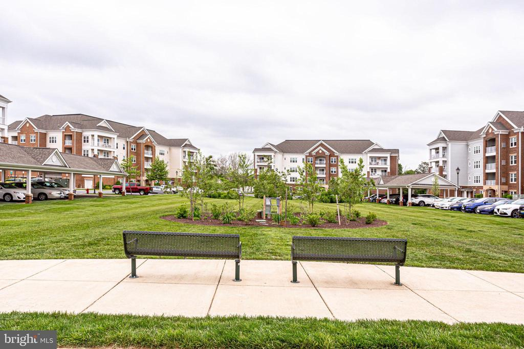Visit with your new Potomac Green Friends! - 20505 LITTLE CREEK TER #203, ASHBURN