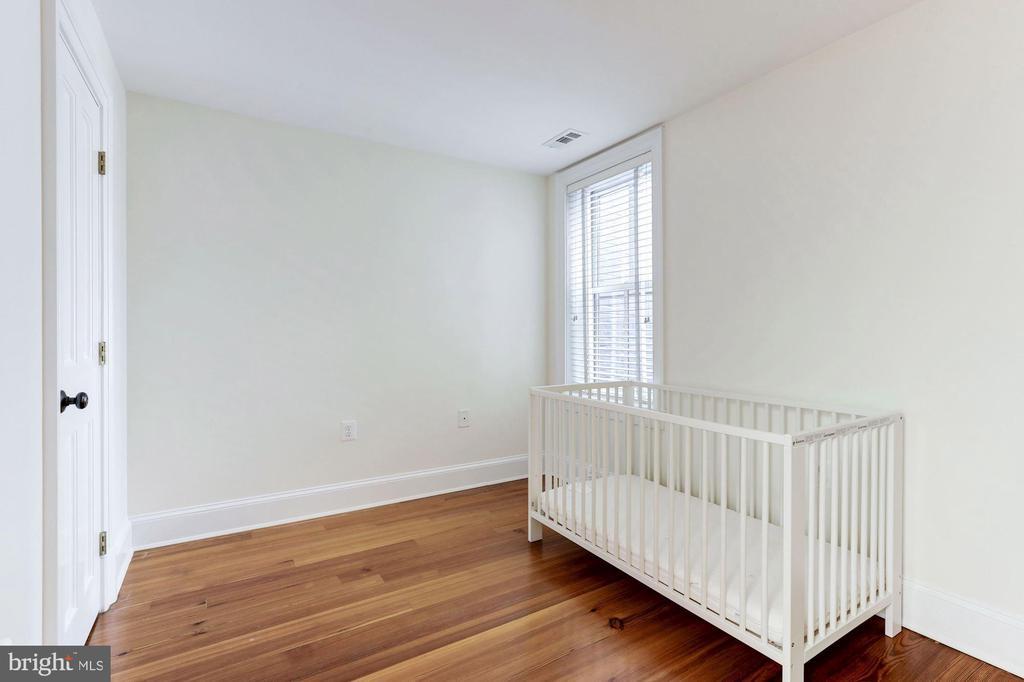 Third Bedroom - 1721 WILLARD ST NW, WASHINGTON