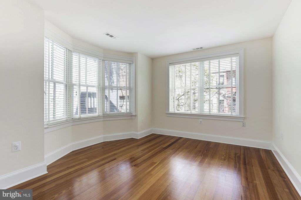 Second Bedroom - 1721 WILLARD ST NW, WASHINGTON
