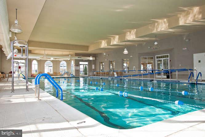Indoor Pool & Hot Tub-Swim Freely or Take Classes - 20505 LITTLE CREEK TER #203, ASHBURN
