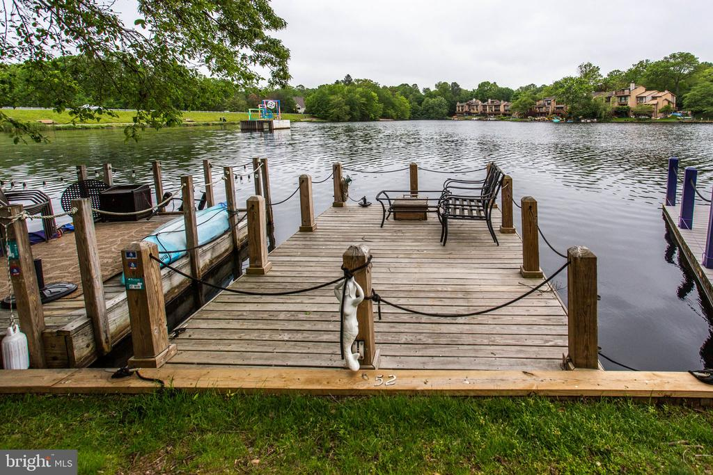 Your Own Dock! (Slip #52) - 11218 HARBOR CT, RESTON
