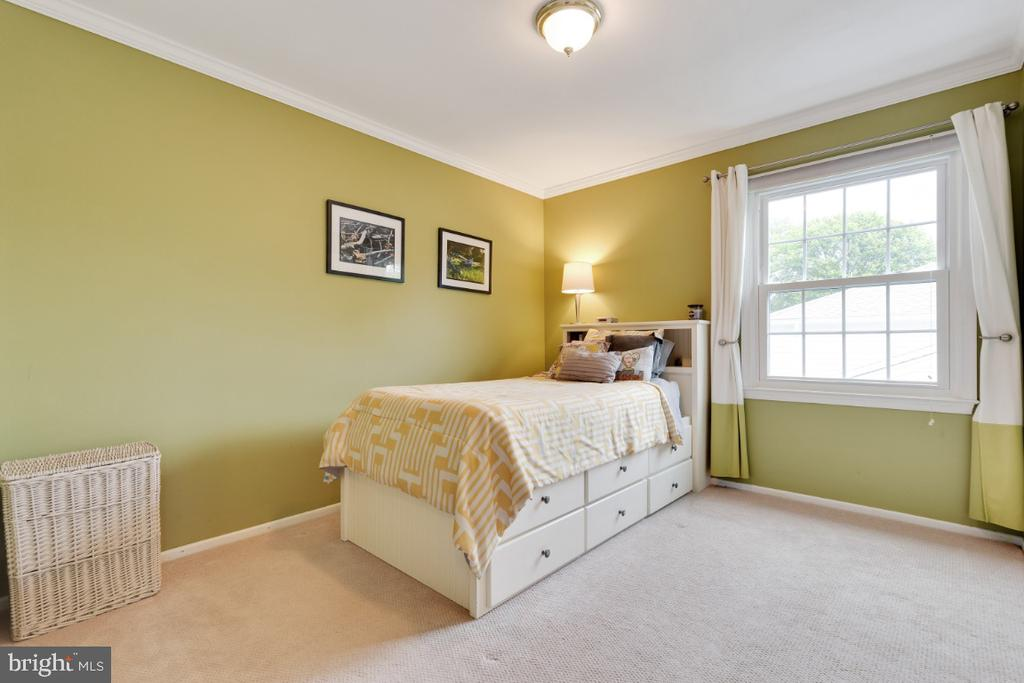 Bedroom 2 - 5307 CARTHAGE LN, BURKE