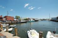 City Dock in Downtown Annapolis - 169 KING GEORGE ST, ANNAPOLIS