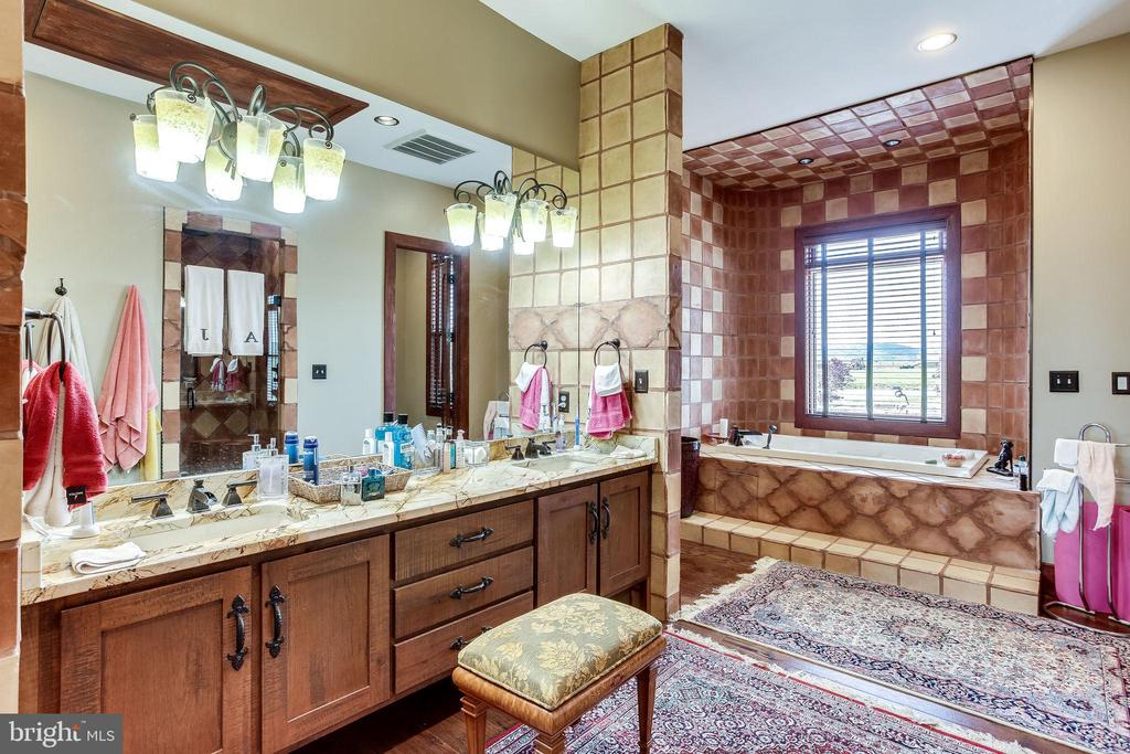 Master Bath - 43093 LUCKETTS RD, LEESBURG