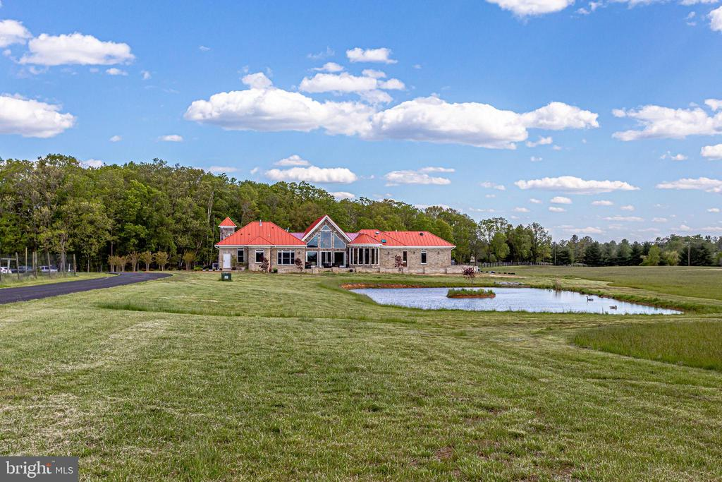 Exterior - 43093 LUCKETTS RD, LEESBURG