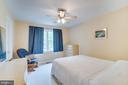 2nd Bedroom in Guest House. - 1065 MOUNTAIN VIEW RD, FREDERICKSBURG