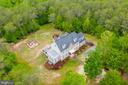 Over 2 acres of wooded privacy. - 1065 MOUNTAIN VIEW RD, FREDERICKSBURG