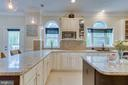 Gorgeous granite countertops. - 1065 MOUNTAIN VIEW RD, FREDERICKSBURG
