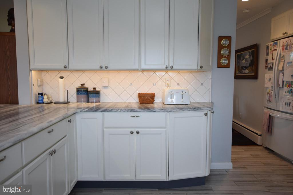 Kitchen has Plenty of Cabinets - 3001 GILLIS FALLS RD, MOUNT AIRY