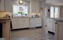 Bright and Sunny Kitchen has Picture Window - 3001 GILLIS FALLS RD, MOUNT AIRY