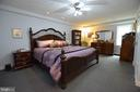 2nd Master Bedroom on Lower Level - 3001 GILLIS FALLS RD, MOUNT AIRY