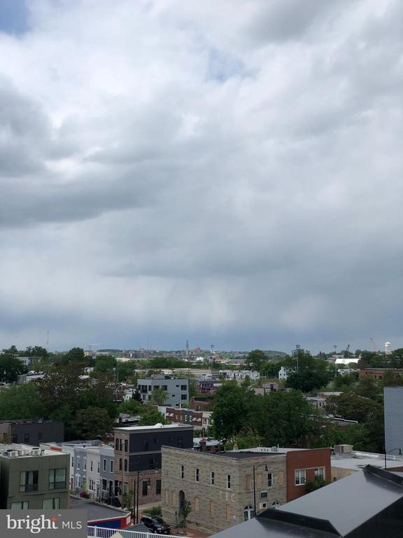 Actual View - Panoramic - 1016 17TH PL NE #501, WASHINGTON