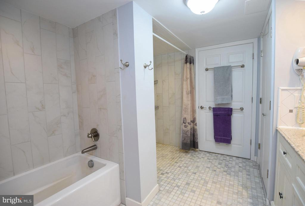2nd Master Bath on LL has Separate Shower - 3001 GILLIS FALLS RD, MOUNT AIRY
