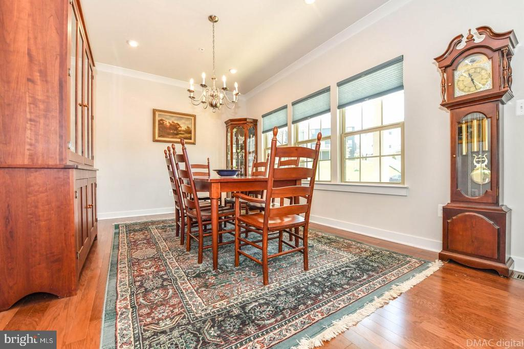 Separate dining room. - 9687 AMELIA CT, NEW MARKET
