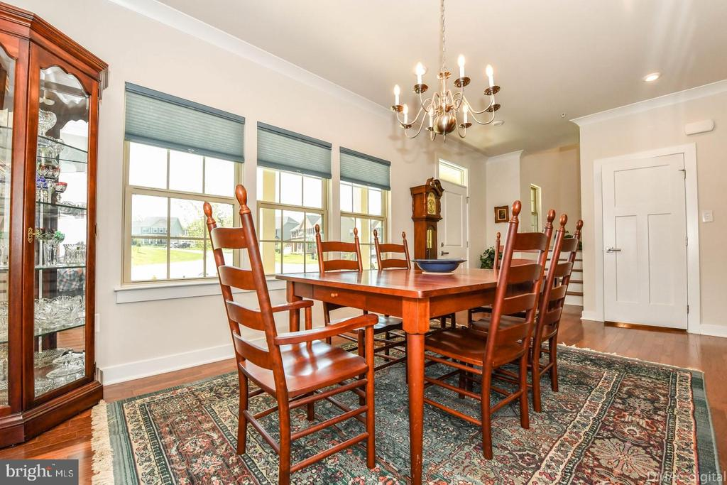 Perfect for entertaining. - 9687 AMELIA CT, NEW MARKET