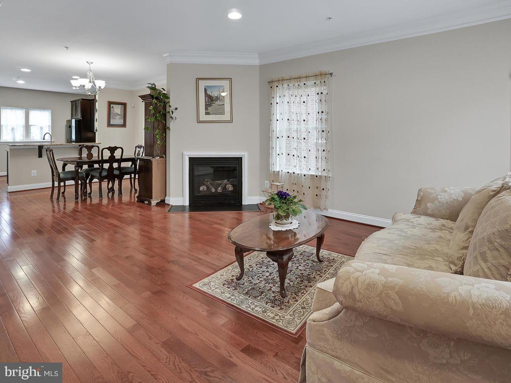 Open Main Level- Living Room - 27 LORD NICKENS ST, FREDERICK