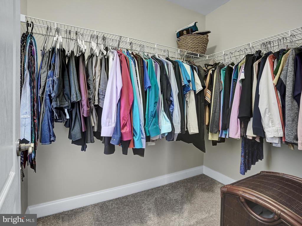Master Walk-In Closet - 27 LORD NICKENS ST, FREDERICK