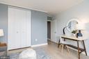 Big closet in bedroom #2 - 2301 N ST NW #517, WASHINGTON