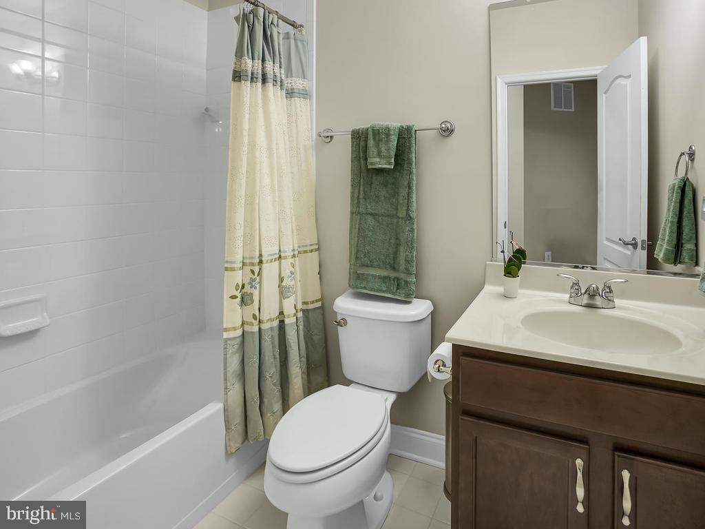 Lower Level Full Bathroom - 27 LORD NICKENS ST, FREDERICK