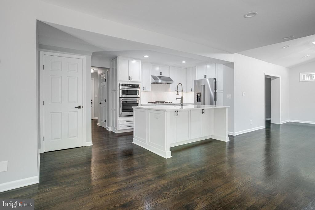 View of Kitchen - 5125 37TH ST N, ARLINGTON
