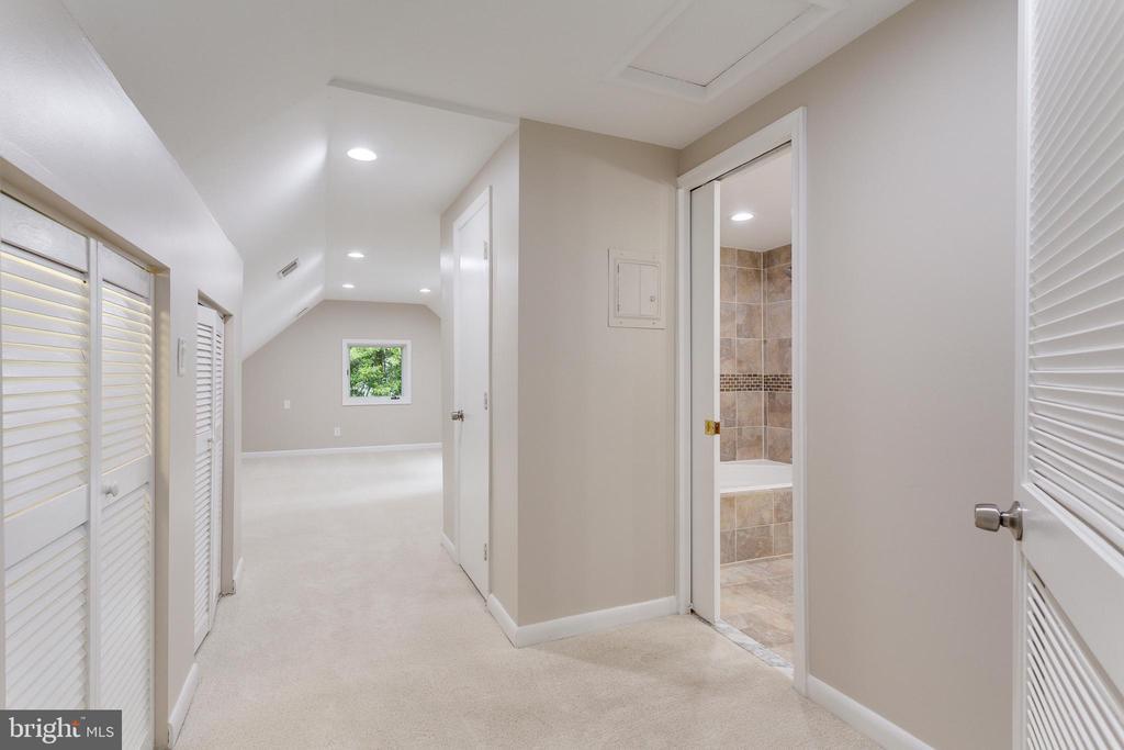 Bedroom 4 - Upper Level - 5125 37TH ST N, ARLINGTON